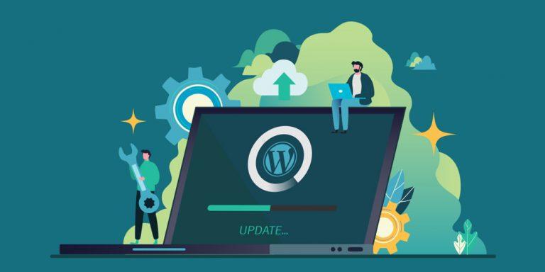 Mantenimiento y actualizacion de WordPress