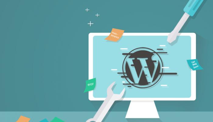 Solucion de errores WordPress
